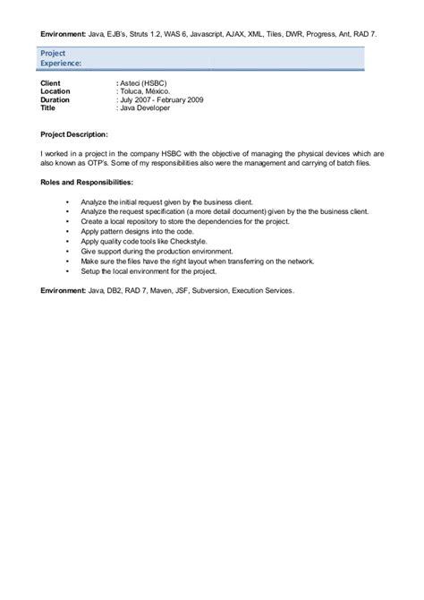ejb java resume strut xml collegeconsultants x fc2