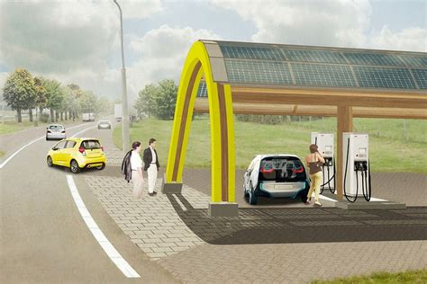 electric vehicles charging stations every dutch citizen will live within 31 miles of an