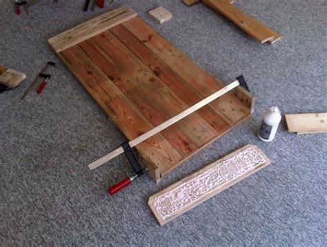 Fabriquer une table basse avec une palette   Blog conseils astuces bricolage du00e9coration ...