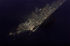 Night Earth - Miami, Florida, seen at night from the ISS