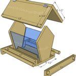 bird feeder plans  beginners  pros  construct