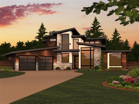 dallas house plan  story modern house design plans