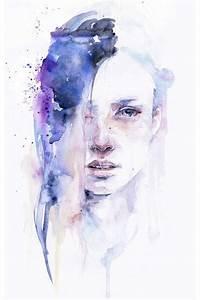 beautiful watercolor painting - image #2681664 by Lauralai ...