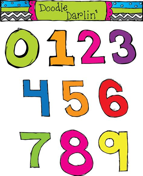 numbers clipart 0 clipart panda free clipart images