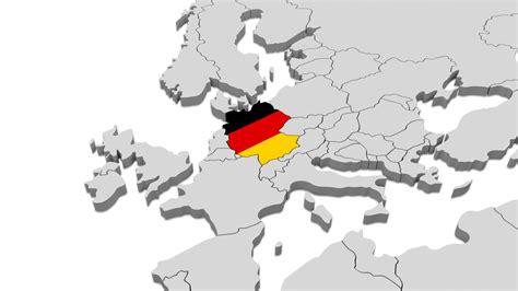 world map zoom germany motion background storyblocks