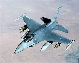 Fighter Jet: F-16 Fighting Falcon