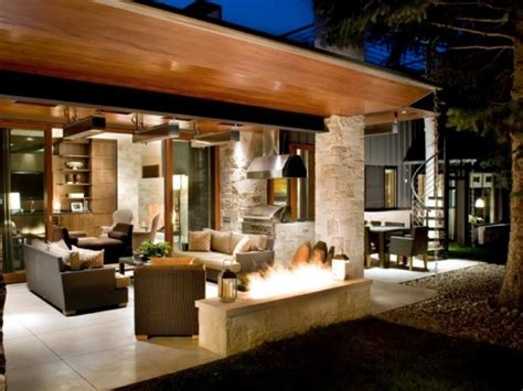 Best Patio Designs by Outside Patio Lighting Outdoor Covered Deck Designs