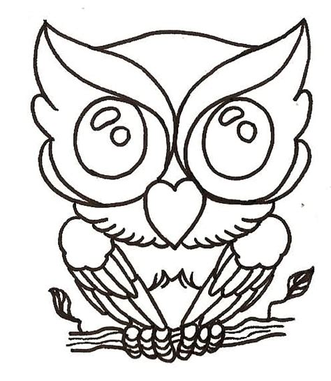 owl outline drawing 42 baby owl tattoos collection