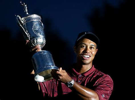 Tiger Woods gets halfway to Slam with U.S. Open victory at ...