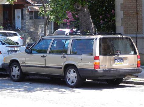 volvo station wagon 1993 volvo 940 turbo wagon related infomation