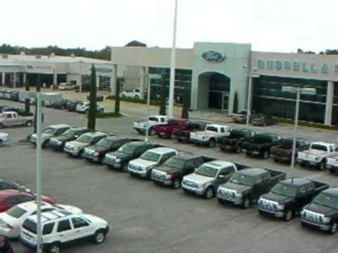Russell Smith Ford Ford Dealer Houston Tx Used Cars