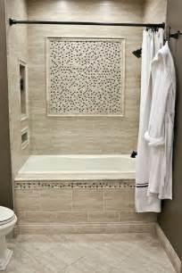 Bathroom Tub Tile Ideas Ceramic Wall Tile Mixed With A And Glass Mixed Mosaic Bath Tub Bathroom
