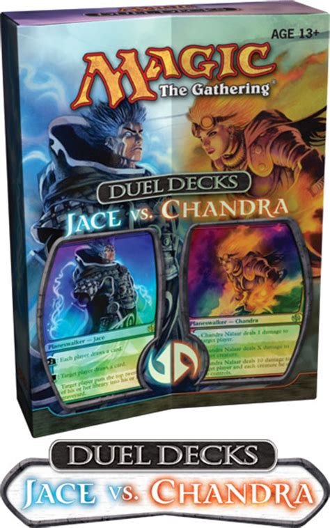 Duel Decks Jace Vs Chandra  Magic The Gathering