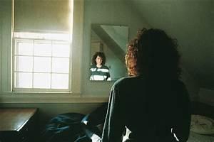 Self portrait in mirror, The Lodge, Belmont, MA by Nan ...