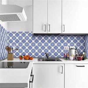 Stickers Carrelage Cuisine 15x15 : 60 stickers carrelages ethnique daoukro cuisine ~ Dailycaller-alerts.com Idées de Décoration