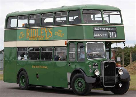 eastern national showbus bus image gallery
