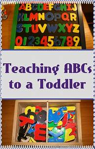 5 ways to teach abcs to a toddler with magnetic letters With magnetic letters for 1 year old
