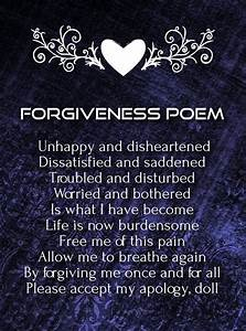 forgive me poems for him | Romantic Poems for Her ...
