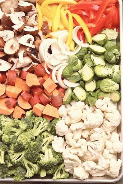 Vegetables Roasted Recipes Roasting Temperatures Hints Convenient