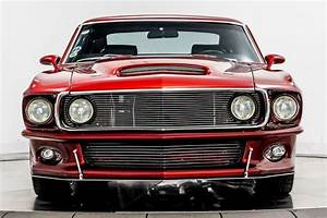1969 Ford Mustang Restomod Fastback 5.0L Coyote V8 4-Speed Automatic Transmissi for sale - Ford ...