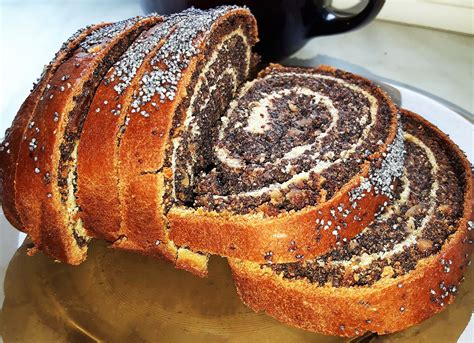 Try this light, festive dessert with whipped cream and a drizzle of chocolate. Polish Christmas Bread Recipes / Polish Christmas Fruitcake Keks Swiateczny Polish Your Kitchen ...