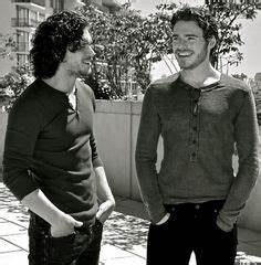 Information about Kit Harington And Richard Madden Tumblr - yousense