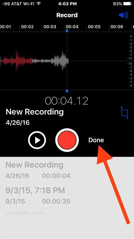 voice recorder iphone how to record voice memos audio on iphone
