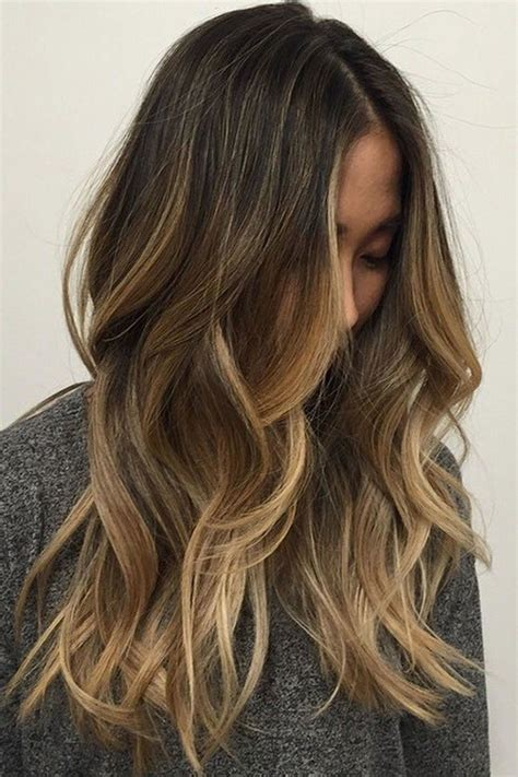 Hairstyles Brown With Highlights by Gorgeous Brown Hairstyles With Highlights Big