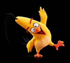 Chuck Angry Birds LEGO Movie