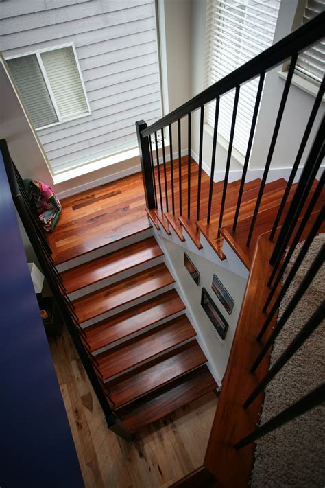 ideas alluring modern stair railings interactive pattern