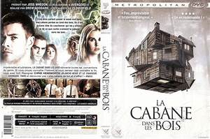 La Cabane Dans Les Bois Bande Annonce : jaquette dvd de la cabane dans les bois v2 cin ma passion ~ Medecine-chirurgie-esthetiques.com Avis de Voitures