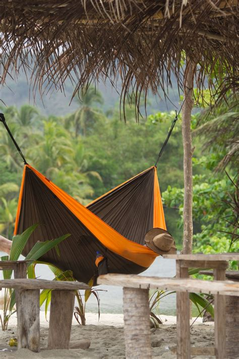 la siesta amaca amaca la siesta colibri orange doppia