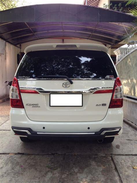 innova mobile mobil dijual innova type g a t tahun 2014 mobilbekas