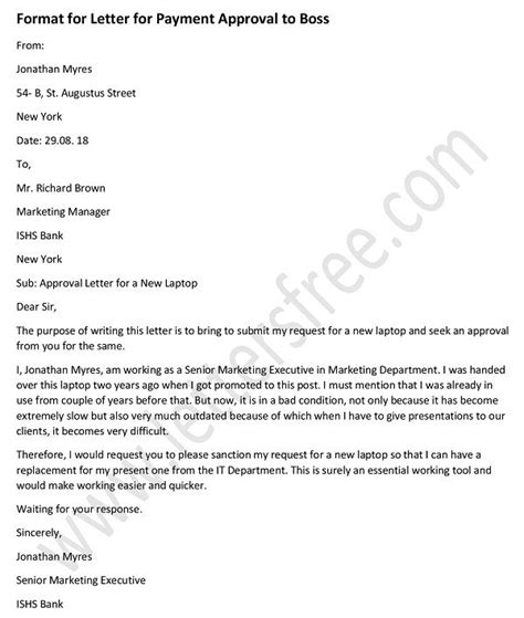Seeking Letter Format by Approval Letter To For Vacation Leave Sle Letter