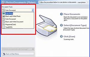 Canon knowledge base scan using mp navigator mp160 for How to scan a document without scanner software