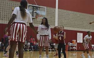 IU women's basketball reaches out to Special Olympics ...