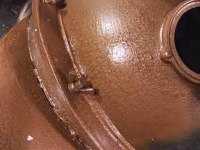 Rustoleum Bronze Textured Spray Paint
