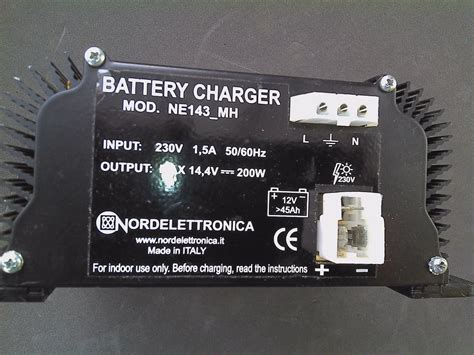 nordelettronica charger repair and sales ne152 ne185 ne101 ne148 etc