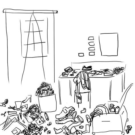 je range ma chambre chambre ado dessin idées de décoration et de mobilier