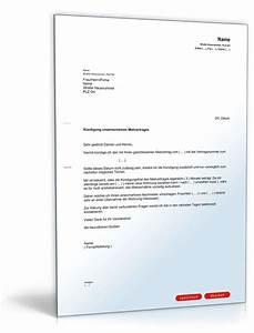 Kündigungsfrist Berechnen Wohnung : k ndigung mietvertrag mieter nachmieter muster vorlage zum download ~ Themetempest.com Abrechnung