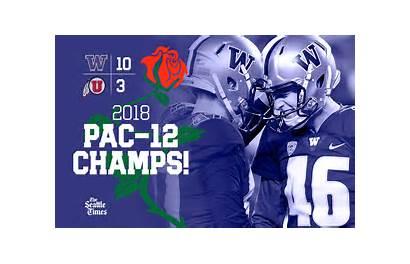 Uw Huskies Utah Championship Pac Pac12 Husky