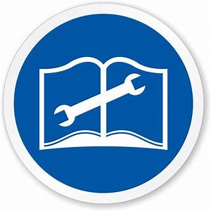 Iso Read Service Manual Sign