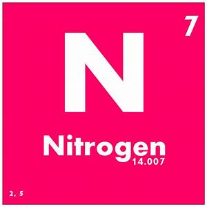 007 Nitrogen