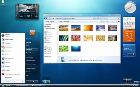 bureau à distance windows comment installer un gadget pour windows 7 gadgetak en français