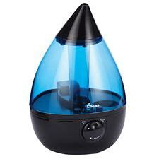 crane drop ultrasonic cool mist humidifier crane black drop cool mist ultrasonic humidifier 1 gal 9507