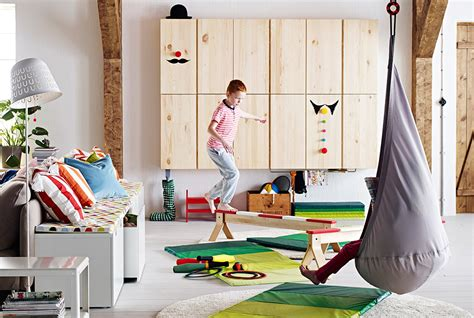 Bedroom Swing Ikea For Kids With Extra Large Round Area