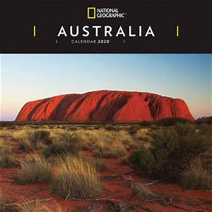 Month Calendars 2020 National Geographic Australia Calendar 2020 At Calendar Club