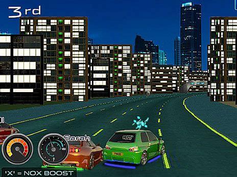 play street race game  ycom