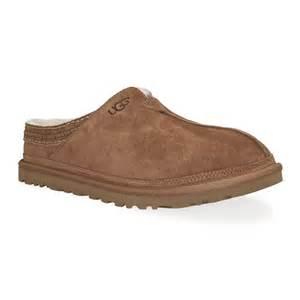 ugg australia slippers sale ugg australia neuman mens 39 warm lined slippers ugg australia from charles clinkard uk