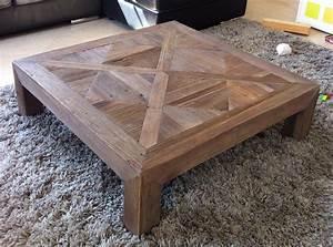 Table Basse Carrée : la table basse carr e bruges de maisons du monde happy housewife ~ Teatrodelosmanantiales.com Idées de Décoration